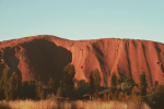Centre rouge - Australie